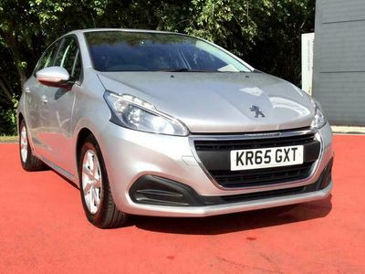 used Peugeot 208 1.6BlueHDi Active 5d