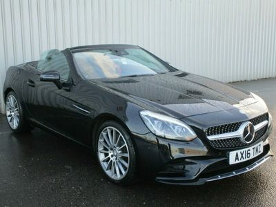 used Mercedes 200 SLCAMG Line 2dr 9G-Tronic 2.0
