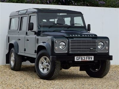 used Land Rover Defender 110 2.2 D DPF XS (7 Seats) Station Wagon 5dr