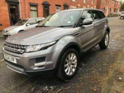 used Land Rover Range Rover evoque 2.2 SD4 Pure Tech AWD 5dr