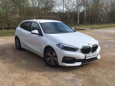 used BMW 118 1 d se 5DR