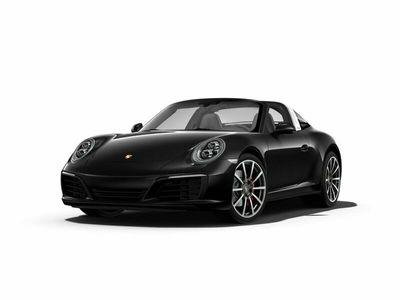 used Porsche 911 Targa 4S