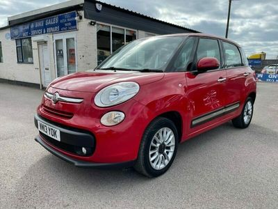 used Fiat 500L LOUNGE MULTIJET