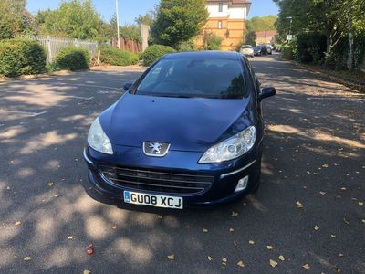 used Peugeot 407 2.0 HDi GT 4dr