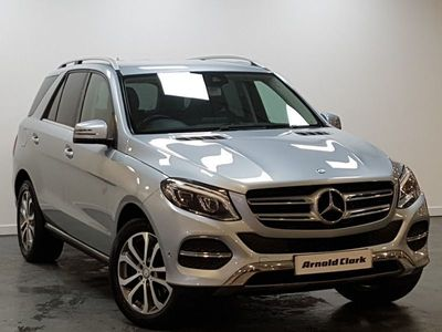 used Mercedes GLE250 GLE4Matic Sport 5dr 9G-Tronic Auto