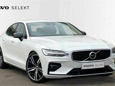 used Volvo S60 III T5 R-Design Plus (Harman Kardon, Rear Parking Came 2.0 4dr