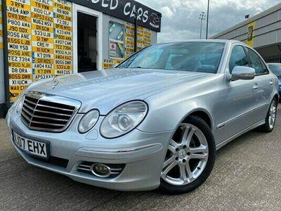 used Mercedes E320 E ClassCDI Avantgarde 4dr Tip Auto ** FACELIFT **