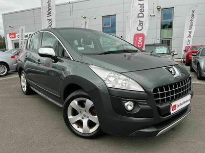 used Peugeot 3008 2.0 HDi Exclusive 5dr