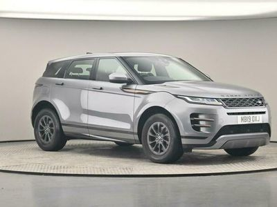 used Land Rover Range Rover evoque 2.0 D150 R-Dynamic Auto 4WD (s/s) 5dr