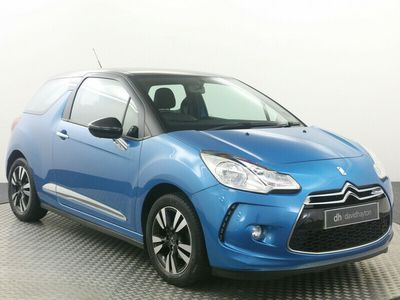 used DS Automobiles DS3 1.2 PureTech DSign 3dr