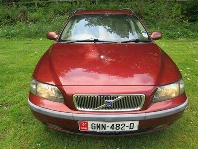 used Volvo V70 2.4 170 SE 5dr