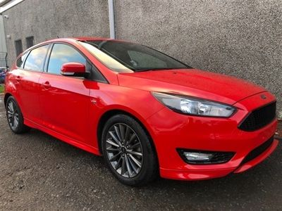 used Ford Focus ST-LINE 5-Door