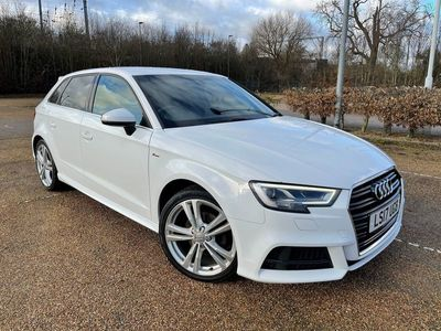 used Audi A3 Sportback 1.4 TFSI CoD S line (s/s) 5dr