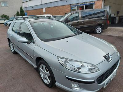 used Peugeot 407 1.6 HDi 110 SE 5dr