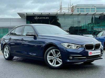 used BMW 320 3 Series 2.0 i Sport Auto (s/s) 4dr