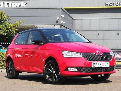 used Skoda Fabia 1.0 MPI Colour Edition 5dr