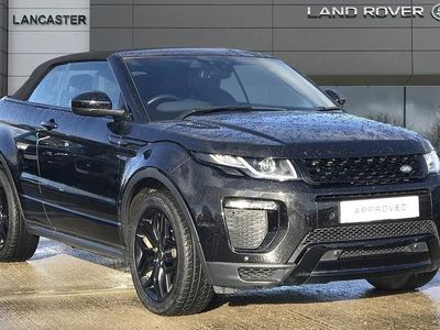 used Land Rover Range Rover evoque TD4 HSE DYNAMIC 2.0 2dr