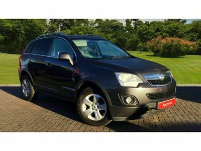 used Vauxhall Antara 2.2 CDTi Diamond 5dr [2WD] [Start Stop]