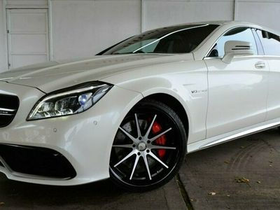 used Mercedes CLS63 AMG Cls Class 5.5 AMGS 5d 577 BHP AIR CON DAB RADIO SAT NAV