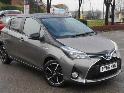 used Toyota Yaris 1.5 Hybrid Design TSS 5dr CVT Hatchback