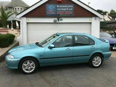 used Rover 45 1.8 Impression S Hatchback 5d CVT