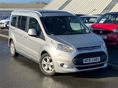 used Ford Tourneo Connect Grand1.5 TITANIUM TDCi DISABLED ACCESS 5d 118 BHP