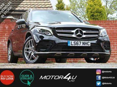 used Mercedes GLC220 Glc-classD 4matic Amg Line