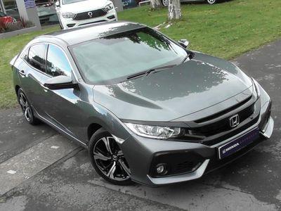 used Honda Civic VTEC SR hatchback