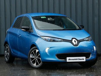 used Renault Zoe Hatchback 80kW Dynamique Nav R110 40kWh 5dr Auto