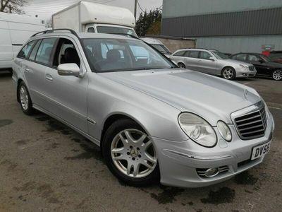 used Mercedes E320 E Class 3.0CDI Avantgarde G-Tronic 5dr