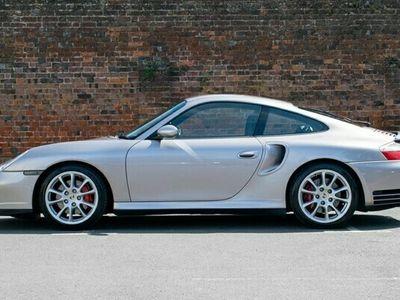used Porsche 911 Carrera 4 911 Coupe (996) Turbo 2d (01)