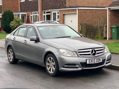 used Mercedes C220 C Class 2.1CDI BlueEFFICIENCY SE (Executive) 7G-Tronic Plus 4dr (Map Pilot)