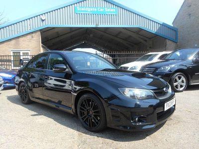 used Subaru WRX STI 2.5 STI Type UK AWD 4dr