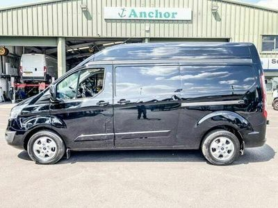 used Ford Custom TransitLWB L2H2 High roof Limited AUTOMATIC 290 120hp Alloys Air Con Se
