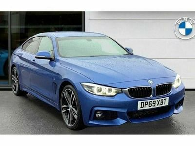 used BMW 420 Gran Coupé 4 Series d [190] M Sport 5dr Auto [Professional Media]