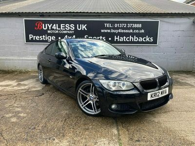 used BMW 325 3-Series Coupe d Sport Plus 2d Step Auto