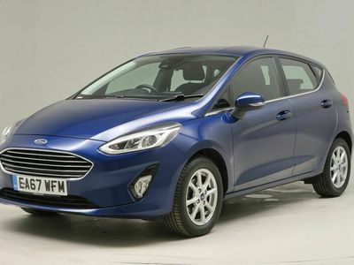 used Ford Fiesta 1.1 Zetec 5dr - MYKEY SYSTEM - LED DAYTIME RUNNING LIGHTS - AIR CON