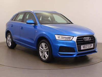 used Audi Q3 1.4 TFSI CoD S line Edition S Tronic (s/s) 5dr