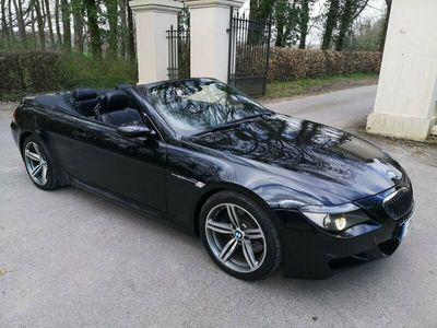 used BMW M6 Cabriolet convertible - M6 2dr SMG