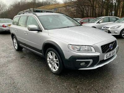 used Volvo XC70 D4 [181] SE Lux 5dr AWD Geartronic