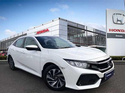 used Honda Civic 1.0 VTEC TURBO SE 5-Door