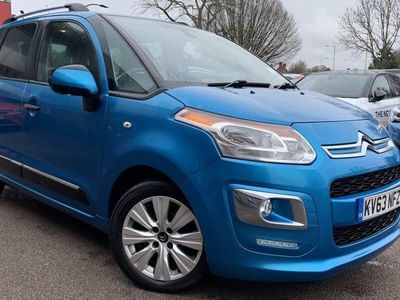 used Citroën C3 Picasso 1.6 Vti 16V Exclusive 5Dr Egs6