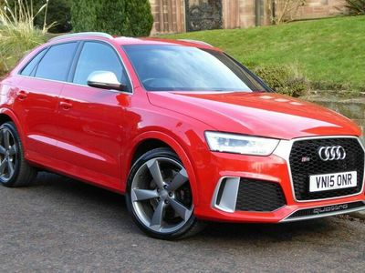 used Audi RS3 2.5 TFSI S Tronic quattro (s/s) 5dr