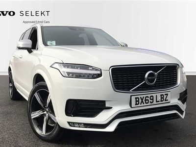 used Volvo XC90 T5 AWD R-Design Automatic null estate