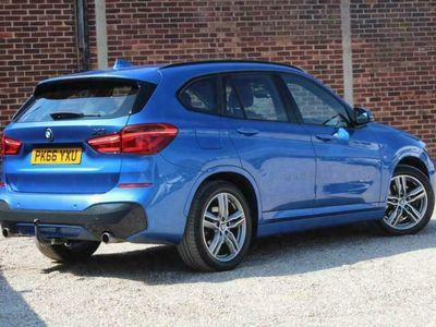 used BMW 228 X1 2.0 XDRIVE25D M SPORT 5d AUTOBHP FREE DELIVER diesel estate