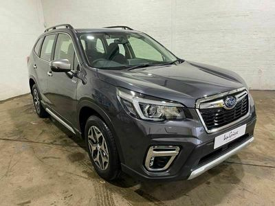 used Subaru Forester 2.0i e-Boxer XE 5dr Lineartronic