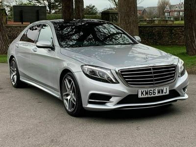 used Mercedes S350 S ClassD L AMG LINE 3.0 4dr