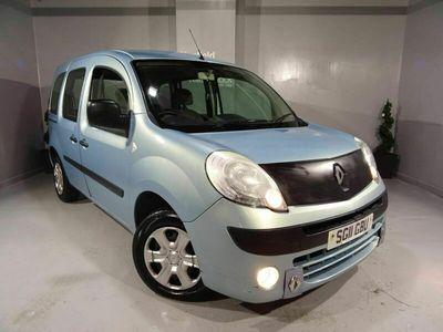 used Renault Kangoo 1.6 16v Expression 5dr