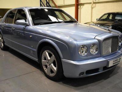 used Bentley Arnage T MULLINER facelift 44k only 2005