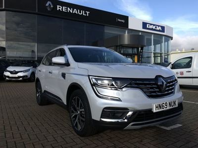 used Renault Koleos 1.7 Blue dCi GT Line 5dr 2WD X-Tronic